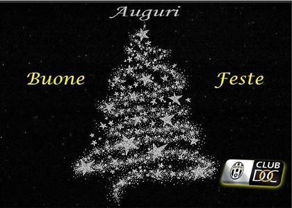 Albero Di Natale Juventus.Juventus Club Andria Gianni Agnelli