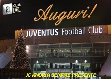 Juventus Buon Natale.Juventus Club Andria Gianni Agnelli